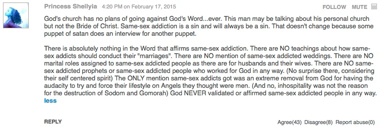 Christian Post comment 1