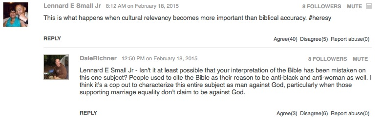 Christian Post comment 2