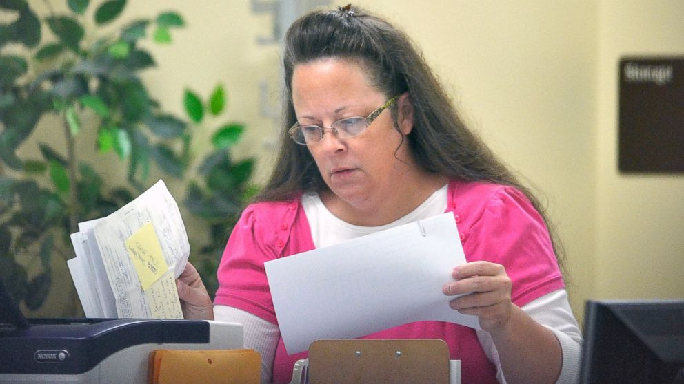 Kim Davis: martyr or threat?