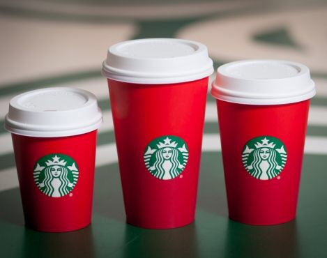 Is Starbucks starting a war on Christmas?